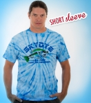 1.- Skydye Short Sleeve